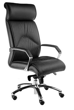Cadeira Presidente Giratória Roma